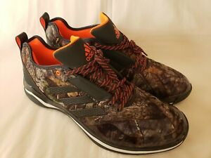 Adidas Speed Trainer 3.0 Training Baseball Shoes Camouflage Size 14 Men's BY3299
