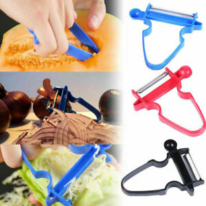 Set of 3 NEW 2020 Professional Magic Trio Peeler Vegetable Fruit Julienne Tool