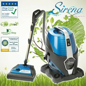 NEW 2020 SIRENA VACUUM NEWEST QUICK CONNECT MODEL ULTRA DELUXE SET