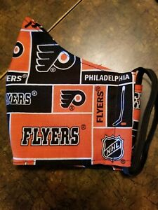 NFL Hockey Baseball Teams Face Mask Washable Reusable In Stock adult or kids $7.00