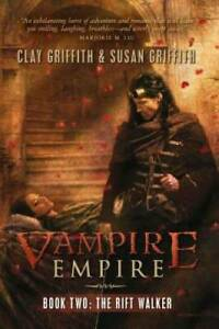 The Rift Walker Vampire Empire Paperback By Clay Griffith GOOD