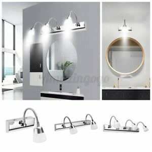 3W/6W/9W LED Bathroom Vanity Light Mirror Front Light Makeup Wall Lamp  M T /