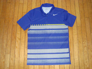 NIKE GOLF DRI FIT STANDARD FIT POLO SHIRT MEN'S SIZE SMALL HARDLY WORN! $19.99