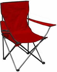 Portable Folding Chair Cup With Storage Bag Holder And Carrying For Arm Rest New