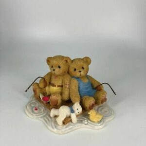 Cherished Teddies Owen And Jared