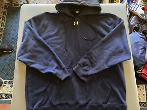 Lot Of 2 3XL UNDER ARMOUR Heat Gear And Sweatshirt $24.99
