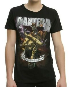 Pantera COWBOYS FROM HELL Heavy Metal T Shirt NEW Licensed amp; Official $21.95