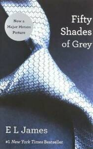 Fifty Shades of Grey Paperback By James E. L. GOOD