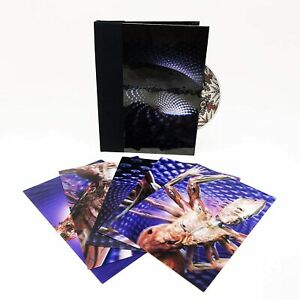 TOOL FEAR INOCULUM EXPANEDE BOOK EDITION AUDIO CD NEW FACTORY SEALED $19.99