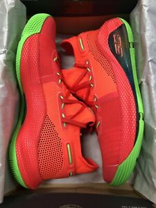 Under Armour Curry 6 Roaracle Men's Size 9 Basketball Shoes 3020612 607 New $149.99