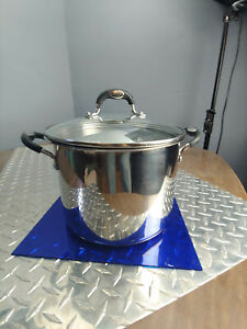 Tramontina 8 Qt. Stainless Steel Lock N Drain Pasta Cooker Induction Compatable