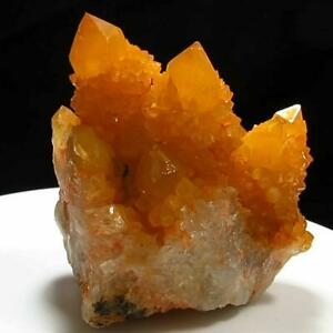 SPIRIT QUARTZ Cactus Crystal CC3368 Citrine Golden Healer Sunshine