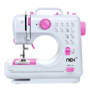Mini Sewing MachineFHSM 505 Free Arm Sewing Machine with 12 Built In Stitches $47.90