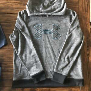 womens under armour hoodie large $5.20