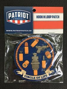 Patriot Patch Co Circle Of Life Tactical Reloading Patch