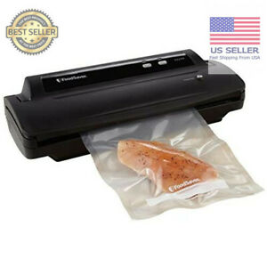 SHIPS TODAY Foodsaver Vacuum Seal Machine for Food Preservation Bags