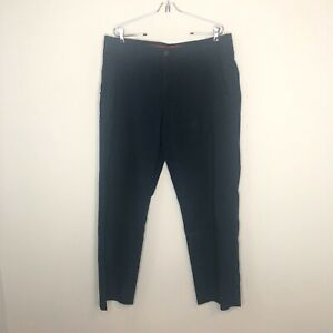 Under Armour Mens Golf Pants Size 38X32 Navy Casual Active $33.59
