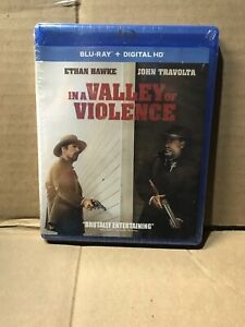 In A Valley Of Violence Blu Ray amp; Digital HD Brand New Sealed $6.00
