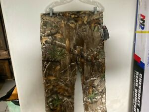 New! Men's Under Armour Realtree Edge Hunting Camouflage Pants Size 34x32 $42.00