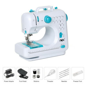 NEX 12 Built In Stitches Household Sewing Machine Multifuctional Free Arm $48.90