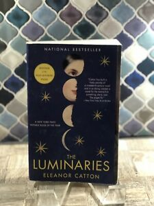 The Luminaries by Eleanor Catton 2014 Trade Paperback
