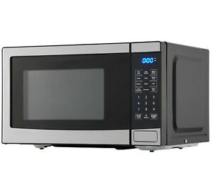 New Quality 0.7 cu.ft. 700W Stainless Steel Microwave - Blue LED Display