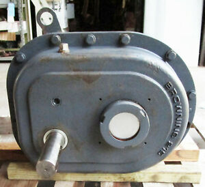 Browning Gearbox 215SMTP25 24.85 Ratio 243# Gross Wt. Used Take $2350.00