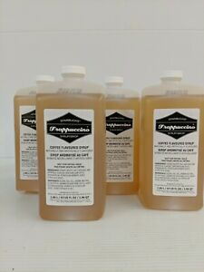 Starbucks (1 Pack) Frappuccino Syrup 63fl oz Coffee Flavored Beverage Base 7/20