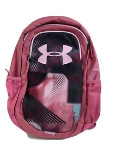 NWT Under Armour Girls UA Scrimmage Backpack Pink $32.00