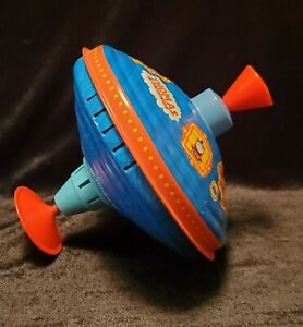 2000 Vintage Gullane Thomas amp; Friends Metal Collectable Spinning Top Spinner Toy