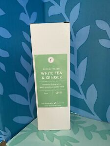 NEW Reed Diffuser White Tea And Ginger Set By Feya Candle From Causebox