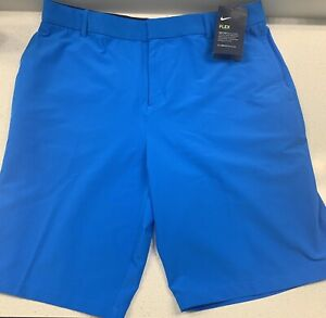 5 2 Mens Nike Dri Fit Tour Performance Casual Golf Shorts Size 33 Blue $20.00