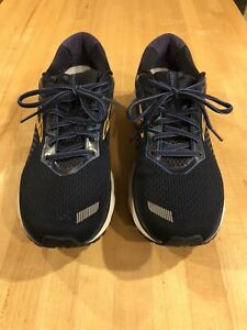 Brooks Ghost 12 Men's Running Shoes Navy Size 12 $85.99