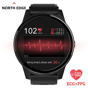 Smart Sport Fitness Watch Activity ECG PPG BP Heart Rate Monitor Wristband IP67 $62.99