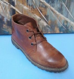 HH BROWN Vintage Leather Hunting Boots Womens 6.5