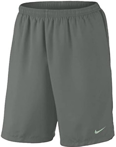 Nike Men's 9 Dry Challenger Running Shorts Dri Fit 695443 037 Grey Size XL $24.95