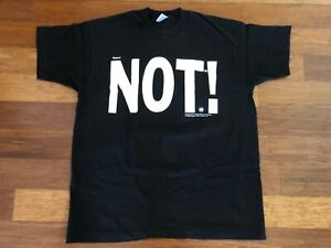 VINTAGE ORIGINAL NOT SHIRT XL BLACK BROTHERS BAILEY AND McMillian SINGLE STITCH $24.73