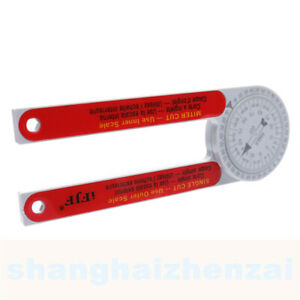 Replacement for Starrett 505P 7 Miter Saw Protractor Red $10.99