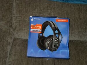 PLANTRONICS PLAYSTATION GEAR UP RIG GAMING HEADSET 400HS FOR **PS4** New $40.00