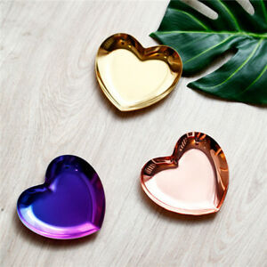 Mini Display Cases Fashion Decoration Ring 8.6*8cm Simple Necklace Storage Tray