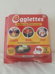 Egglettes Egg Poaching Silicone Cup 4 Cups