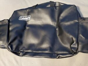 Medium Coleman Camping Grill and Grill Stove Accessories Carry Case Brand New