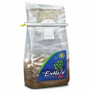 Exhale 365 CO2 Bag Homegrown Organic Carbon Dioxide Booster Super Fresh
