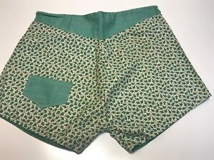 1920#x27;s Antique Clothing Little Girl#x27;s Handmade stitched Shorts un tagged 3T I $14.50