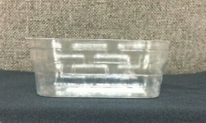 Longaberger PROTECTOR ONLY for Business Card NO Basket New $8.99
