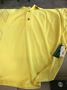 2U under golf shirt polo shirt new with tags size xxl xxg $30.00