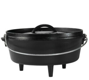 Camping supplies Lodge Dutch Oven 4 qt. ri