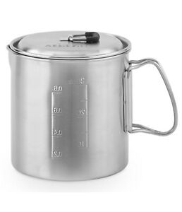 Camping supplies Pot 900 ri