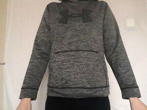 Youth Under Armour Hoodie Sweatshirt YLG Large $11.00