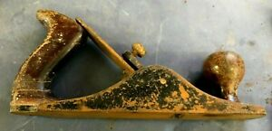 Vintage Stanley No. 40 Scrub wood working Plane